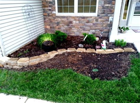 landscaping ideas for large yards on a budget the garden