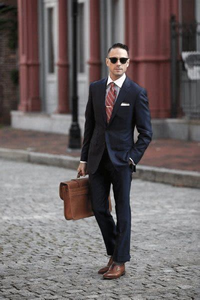 Navy Style 90 navy blue suit styles for dapper fashion ideas