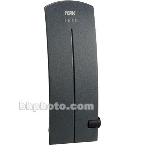 terk technologies fm edge amplified indoor fm antenna edge bh
