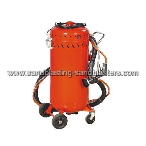 Sandblasters, sand blasting equipments