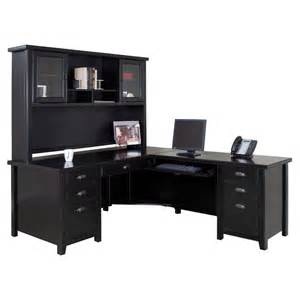 black desk 17 best ideas about l shaped desk on l shape