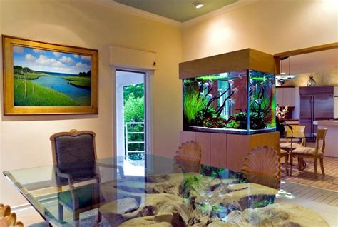elegant chinese modern living room with aquarium and 100 ideas integrate aquarium designs in the wall or in the