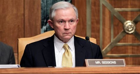 jeff sessions henry gibson senate panel approves sessions in partisan 11 9 vote joe