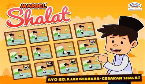 Poster Tuntunan Sholat marbel belajar shalat muslim 1 13 apk