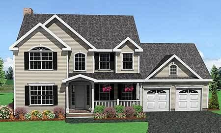 colonial farmhouse plans colonial farmhouse 3741tm 2nd floor master suite cad