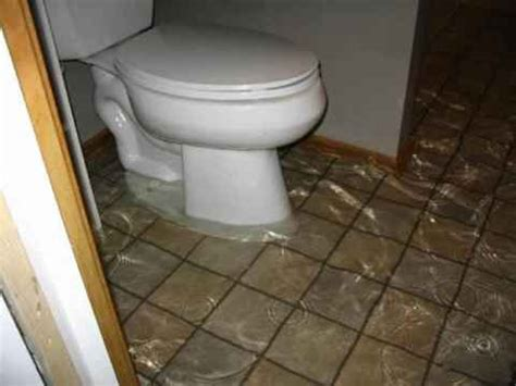 How To Clean A Flooded Bathroom by The Pa In Erudition