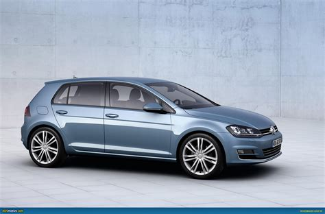 volkswagen golf ausmotive com 187 volkswagen golf vii revealed