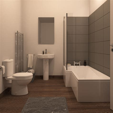 where to buy a bathroom suite buy ivo modern complete bathroom suite with l shaped bath