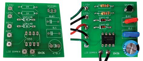 simple circuit board build a custom printed circuit board ieee spectrum