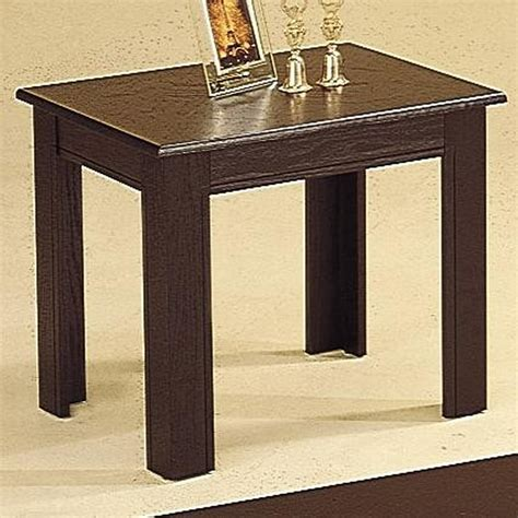 Black Wood Coffee Table Set Acosta Black Wood Coffee Table Set A Sofa Furniture Outlet Los Angeles Ca