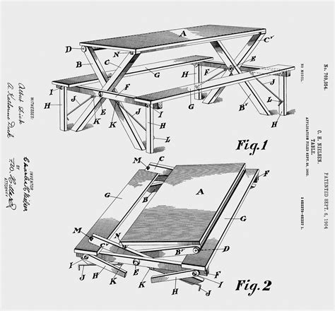 how to draw a picnic table picnic table drawing gallery table decoration ideas