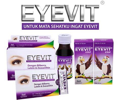 Obat Untuk Kesehatan Mata Minus review manfaat dari obat mata minus eyevit yang uh