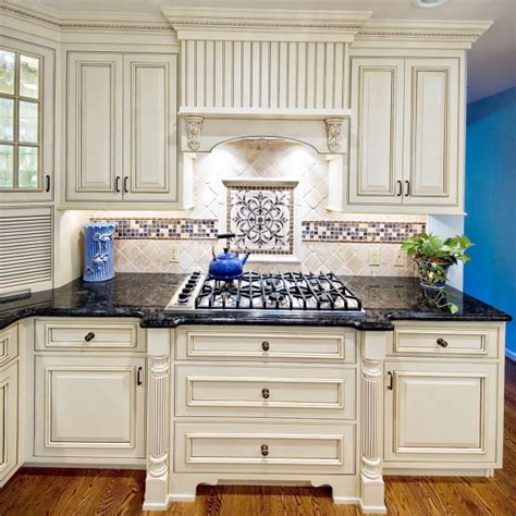 best granite colors for cream cabinets scifihits com
