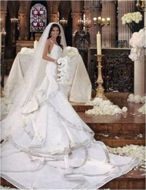 Longoria Gets Personal About Wedding by 1000 Images About And Royal Wedding Gowns My