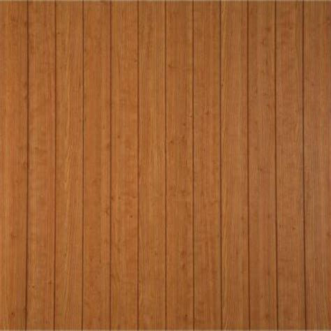gp braden cherry 32 sq ft mdf wall panel 739524 the home depot