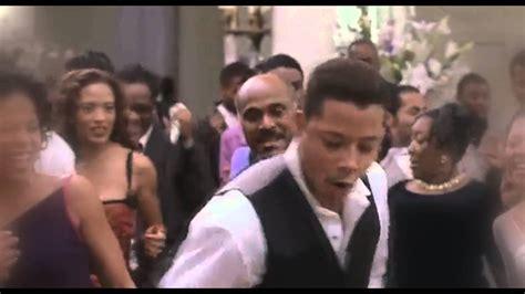 The best man movie wedding scene