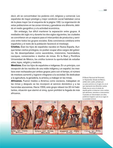 libro de historia 4 grado la sociedad virreinal historia 4o grado by rar 225 muri issuu