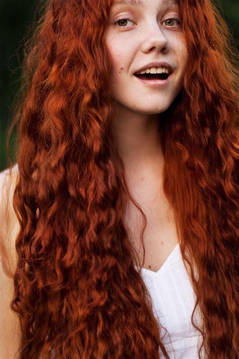 natural wavy red hair google search hairrr