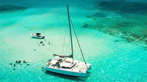 catamaran skipper caribbean