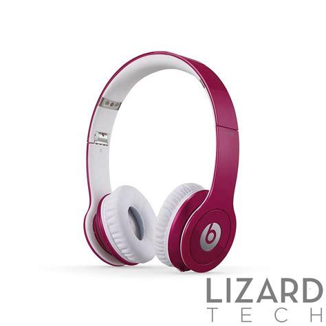Headphone Beats Hd Original genuine original beats by dr dre hd dj headphones designer pink ebay