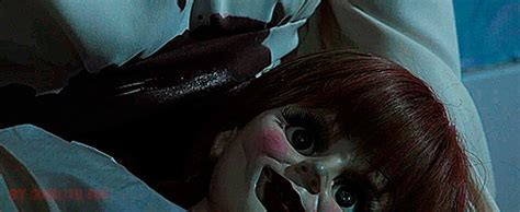 annabelle doll gif the conjuring annabelle doll gif zoeken horror