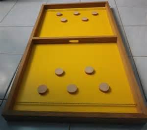 jeu flamand passe trappe en bois fabrication