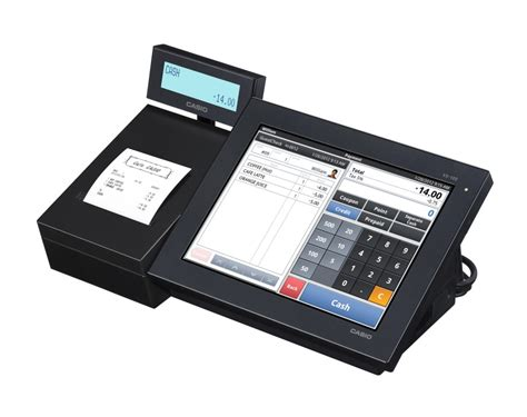 Printer Kasir Android casio launches an android based point of sale terminal android central