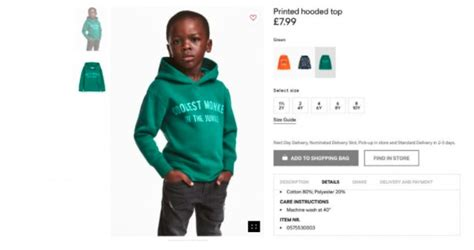 Hoodie H M By Imbong h m for top after black boy models
