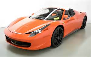 How Much To Lease A 458 2015 458 Spider For Sale In Norwell Ma 203958
