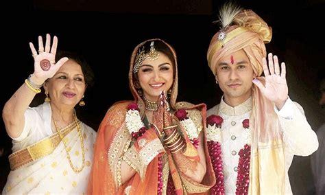 Seshila Sweater all about soha ali khan and kunal khemu s royal wedding