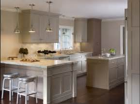 Light Grey Cabinets In Kitchen Pendants With Grey Cabinets For The Home