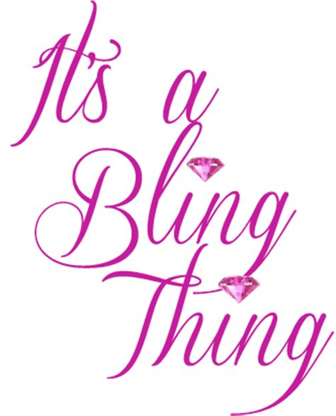Its A Bling Thing giveaway with it s a bling thing