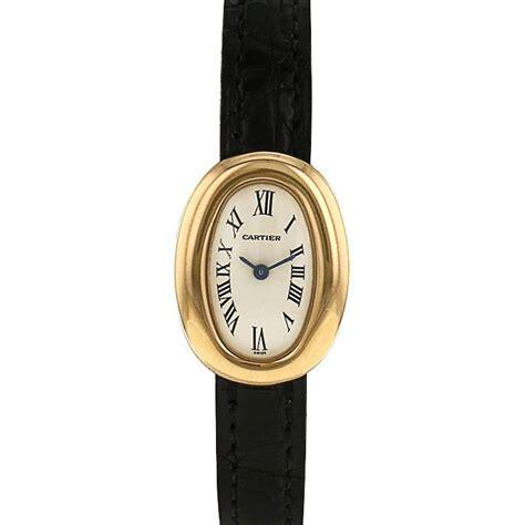 Baignoire Cartier cartier baignoire wrist 337107 collector square