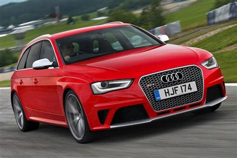 Audi A4 Price Used by Audi A4 Rs4 Avant From 2012 Used Prices Parkers