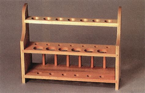 Wooden Test Rack by Test Racks