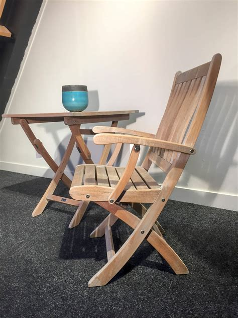 kate folding armchair traditionalteak nl outlet traditional teak ernst baas tuininrichting