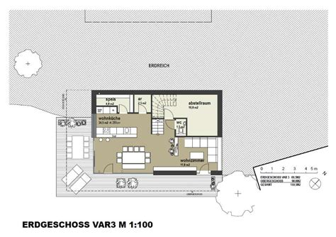 Einfamilienhaus Am Hang Grundrisse by Einfamilienhaus Am Hang Grundrisse Wohn Design