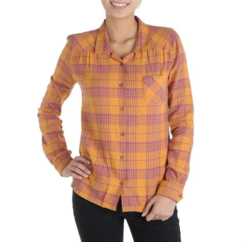 Plaid In Or Out by Volcom Plaid It Out Button Shirt S Evo Outlet