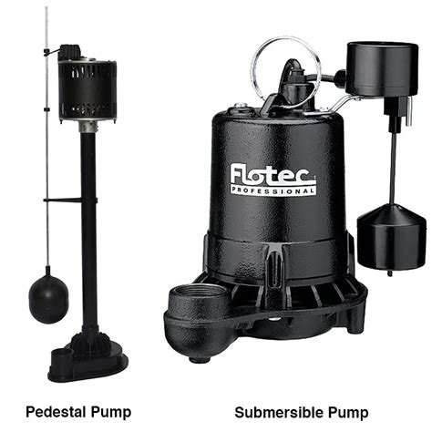 sub pumps for basement sump buying guide