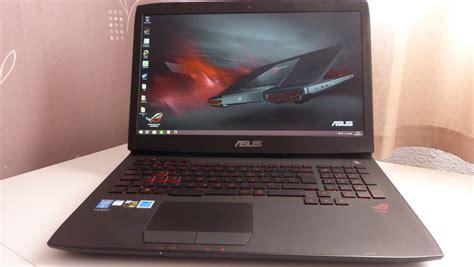 Laptop Asus Rog G751jy asus rog g751jy review techradar