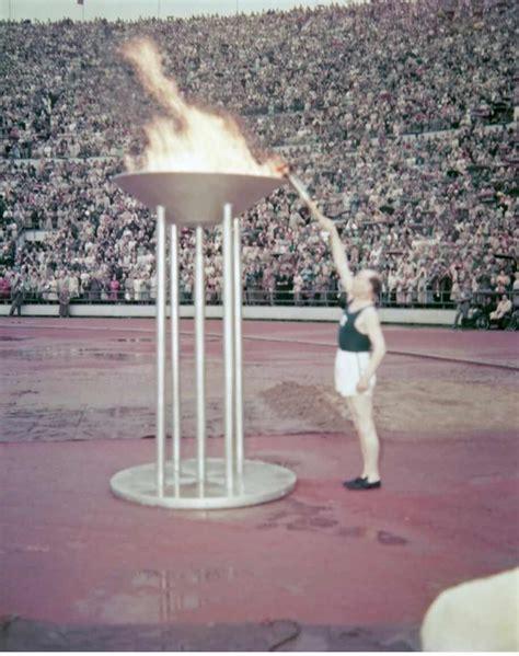 lit wiki list of who lit the olympic cauldron wiki