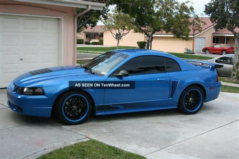 2000 Steeda Mustang 2000 steeda ford gt supercharged mustang