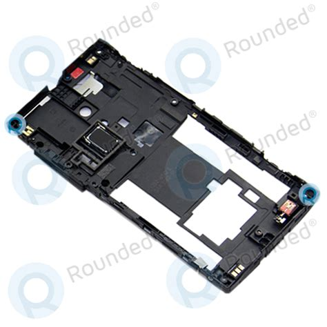 Spare Part Pc sony xperia ion lte lt28i back cover rear housing black spare part pc gf20