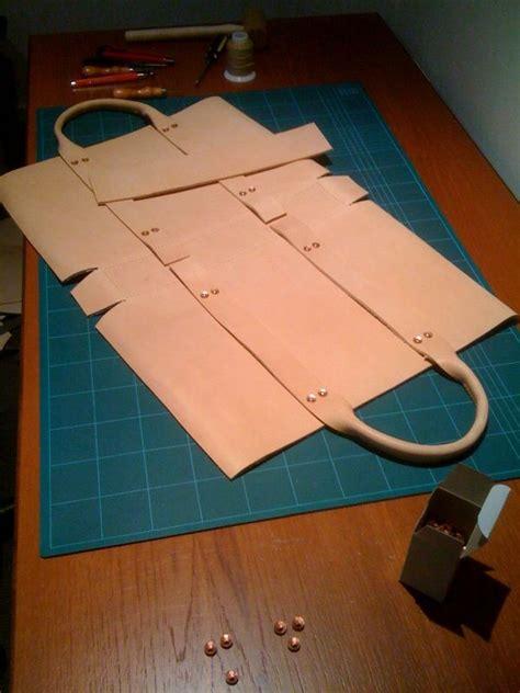 Handmade Suitcase - 445 best leatherworking ideas images on