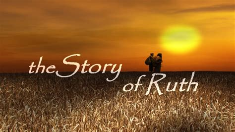 the story of the story of ruth