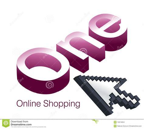 design online marketplace logo design for online shopping website stock images