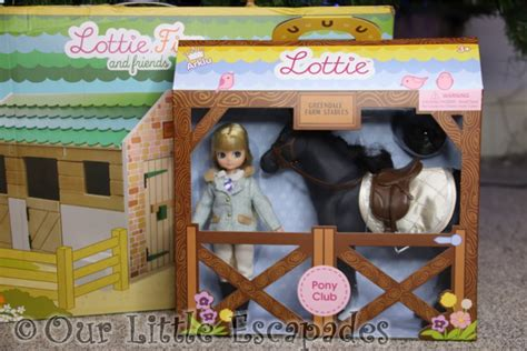 lottie doll pony club pony club lottie doll and stables review our