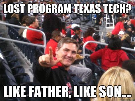 Texas Tech Memes - losing season you re welcome texas tech gunsupcj