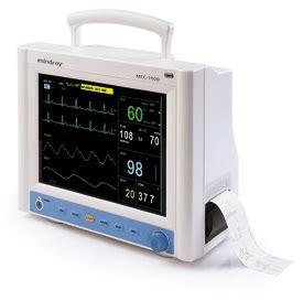 Patient Monitor Umec 10 Mindray mec 1000 patientenmonitor eingestellt