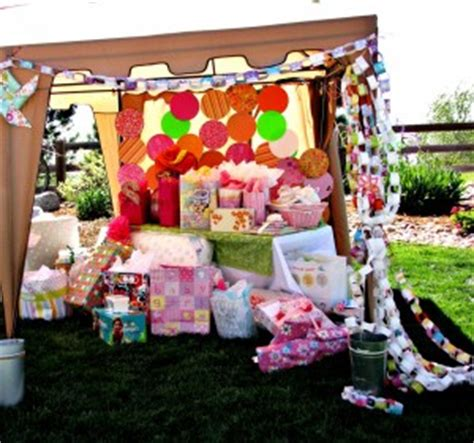 Baby Shower Yard Decorations by 187 Archive 187 Baby Shower Backyard Decorations